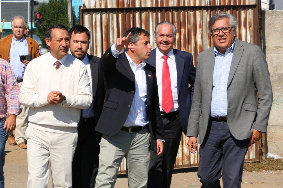 Intendente anunciará medidas abordadas en mesa de trabajo por taco Rancagua-Machalí