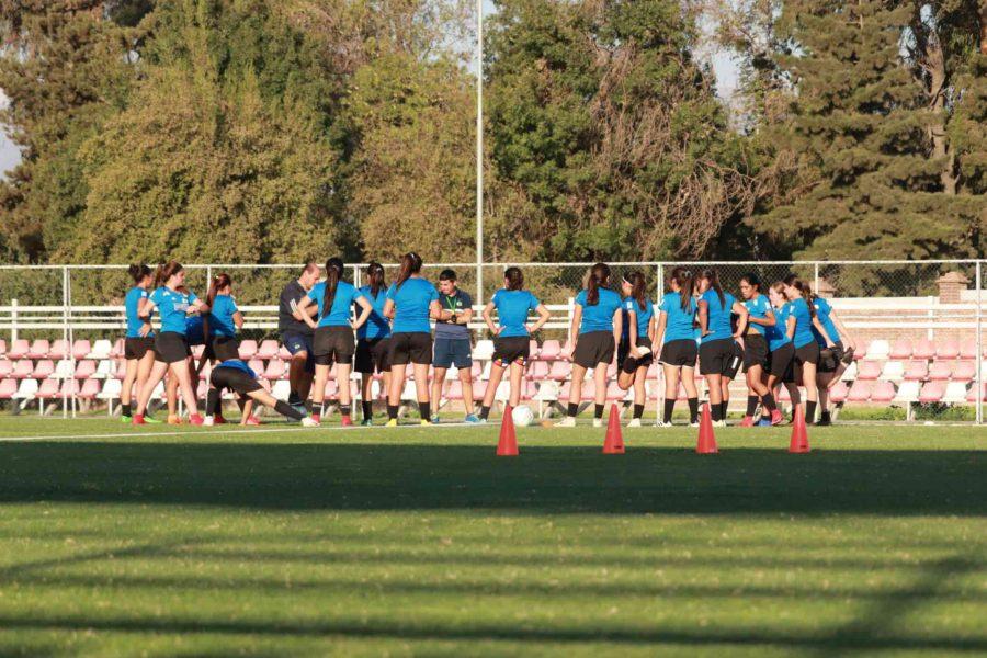 Rama Femenina de O'Higgins FC se alista para su debut