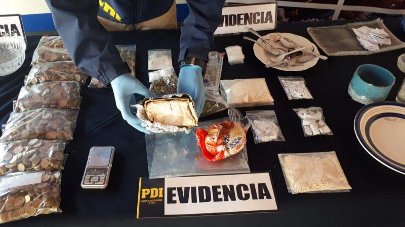 Santa Cruz: clan familiar se dedicaba al tráfico de drogas