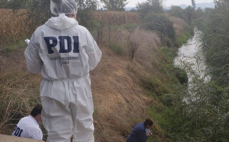 Las Cabras: encuentran sin vida a joven que llevaba 18 días desaparecido