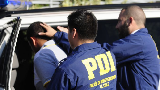 Rancagua: esclarecen homicidio ocurrido el viernes santo