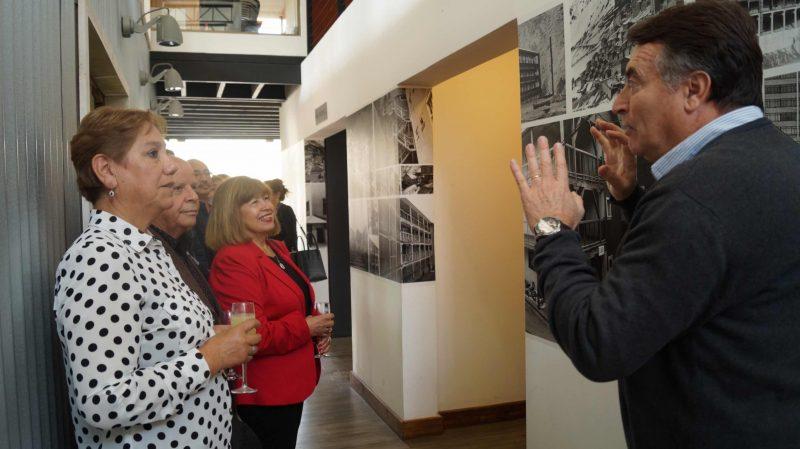Hotel Piedra Verde Inaugura exposición fotográfica en homenaje a Sewell y los Sewellinos