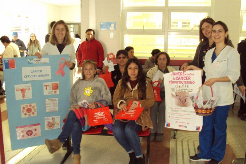 Salud Machalí solemnizó el día de las madres impulsando la prevención del Cáncer Cervicouterino
