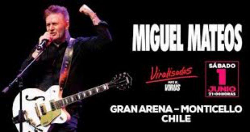 MIGUEL MATEOS GRANDES EXITOS + VIRALISADOS DE VIRUS