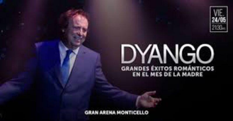 DYANGO REGRESA A GRAN ARENA MONTICELLO