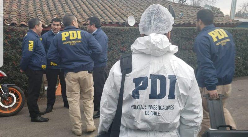 PDI INVESTIGA HOMICIDO FRUSTRADO DE JOVEN DE  25 AÑOS EN RANCAGUA