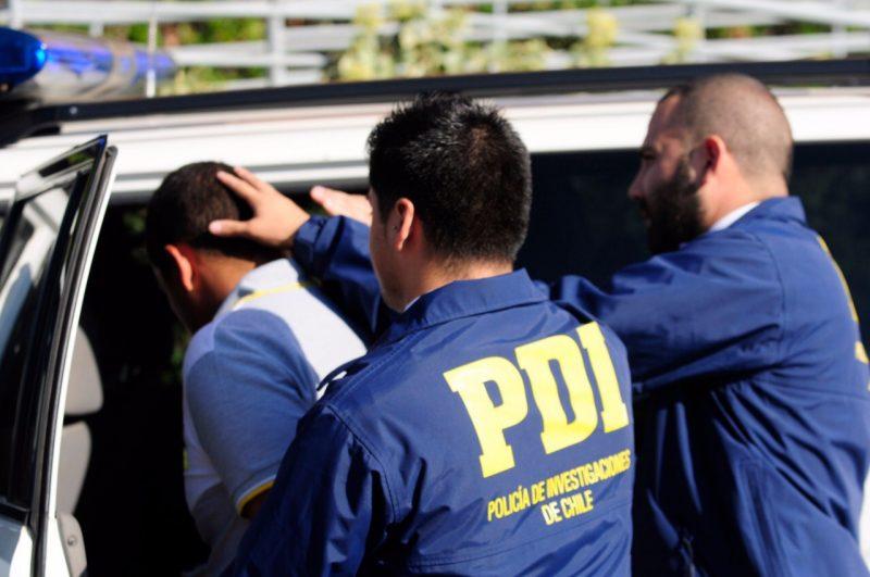 Colombiano sería autor de homicidio al interior de la Cárcel de Rancagua