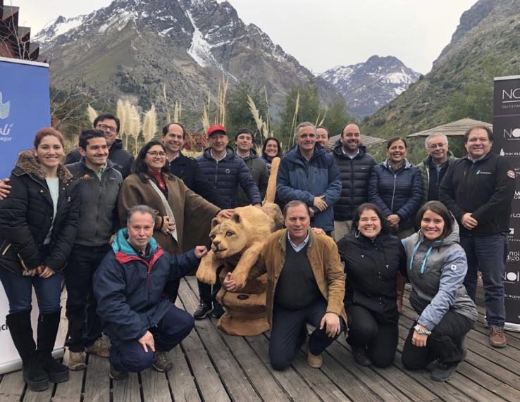 Machalí: realizan lanzamiento de la Temporada Invernal
