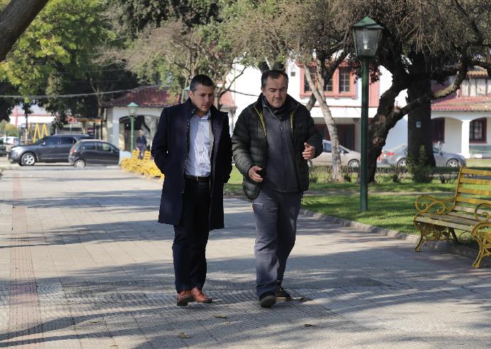 Peumo: Aprueban recursos para remodelar Plaza de Armas