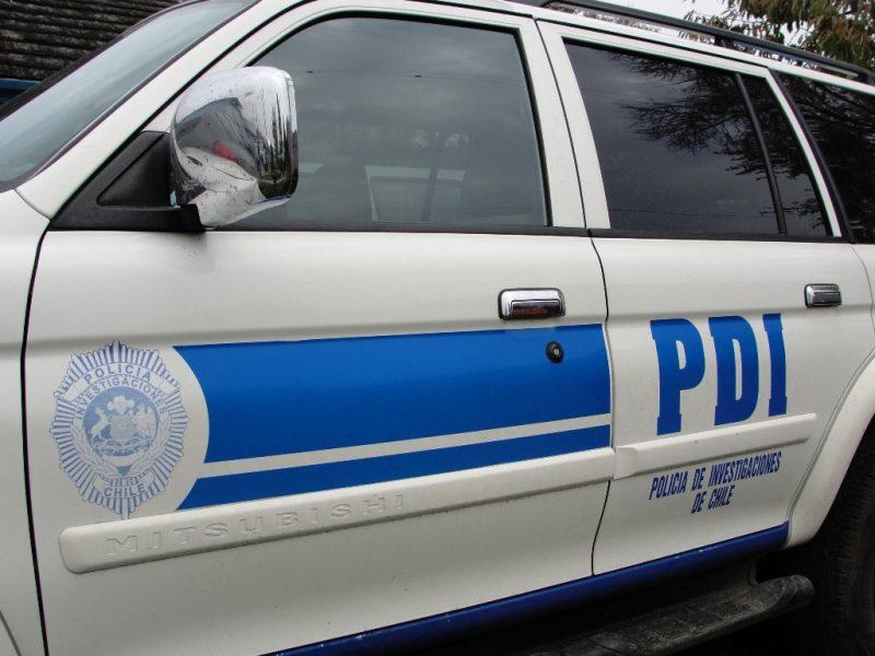 PDI investiga robo que afectó a oficinas del Injuv en Rancagua