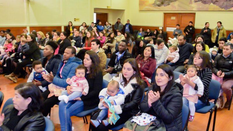 Madres e hijos de las 33 comunas de O´Higgins son reconocidas por Lactancia Materna Exclusiva
