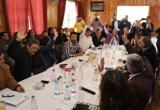 Coinco: Gobierno Regional confirma reconstrucción  de Parroquia tras aprobación de recursos del Core