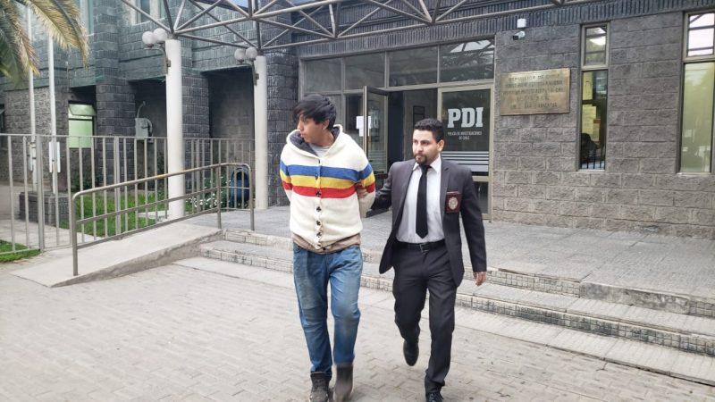 Rancagua: detienen a sujeto por robos en sector de Tercera Comisaría