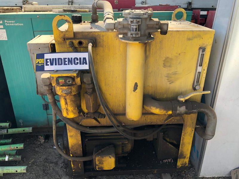 Recuperan central hidráulica que estaba en poder de empresa minera