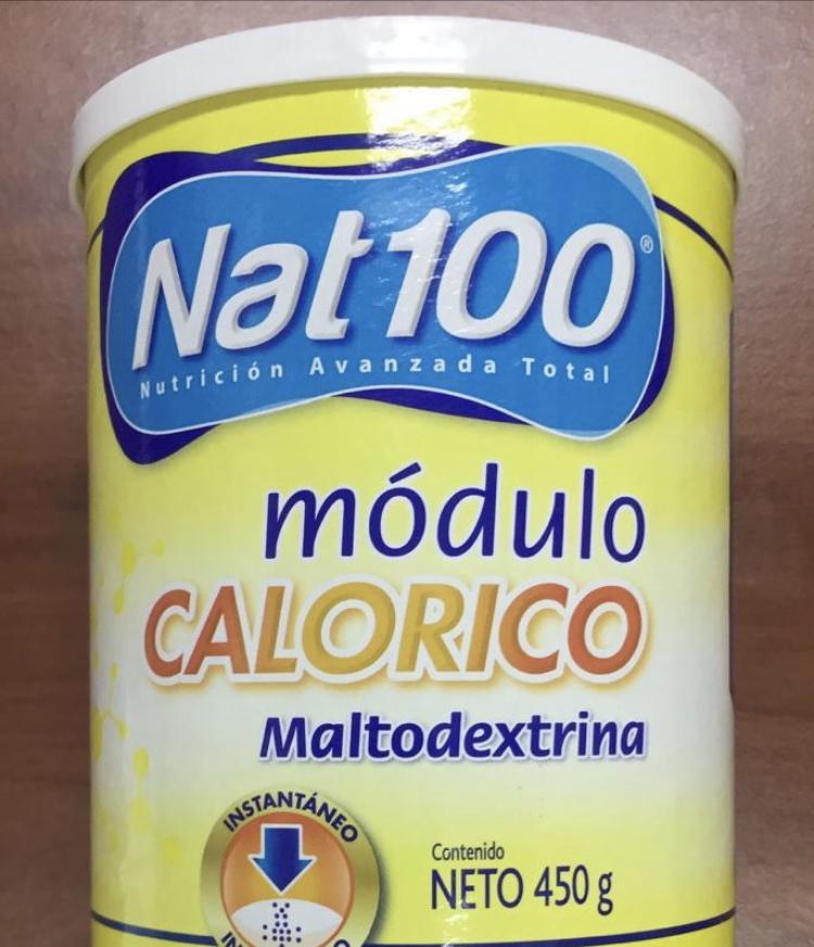 Ministerio de Salud ordena retiro de suplemento energético NAT 100 Módulo Calórico