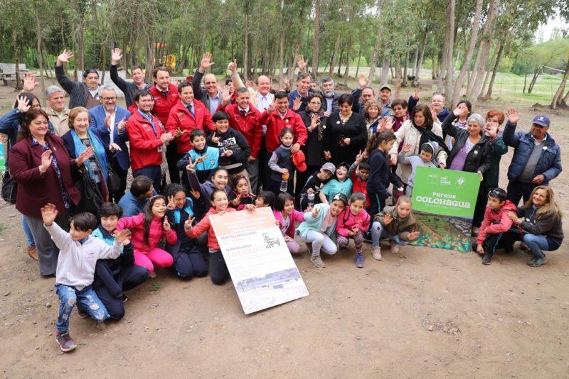 Santa Cruz: Parque Colchagua cuenta con financiamiento para su diseño tras anuncio del Gobierno