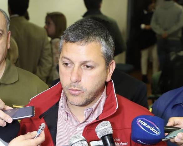AHORA:  Intendente Masferrer no renunciará al cargo y descarta ir a la elección para  Gobernador Regional