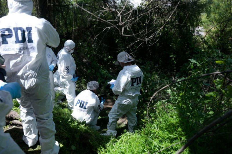 Machalí: PDI investiga hallazgo de cuerpo al interior de canal