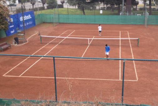 Complejo Patricio Mekis albergará torneo de tenis este fin de semana