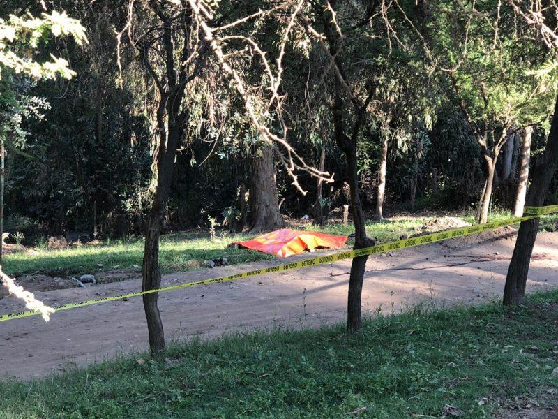 #ÚltimoMinuto Encuentran cuerpo sin vida en el Cerro San Juan