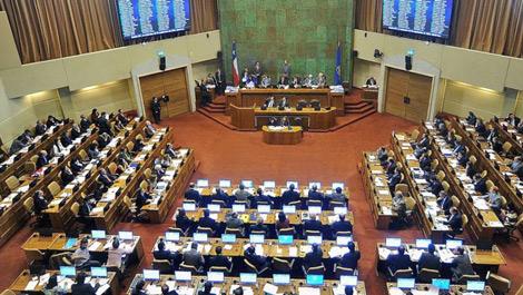 Cámara de Diputados aprueba rebaja de la Dieta Parlamentaria