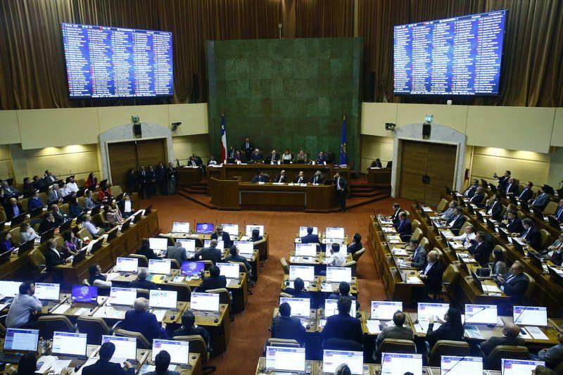 Proyecto de ley que reduce el número de diputados comenzó su tramitación