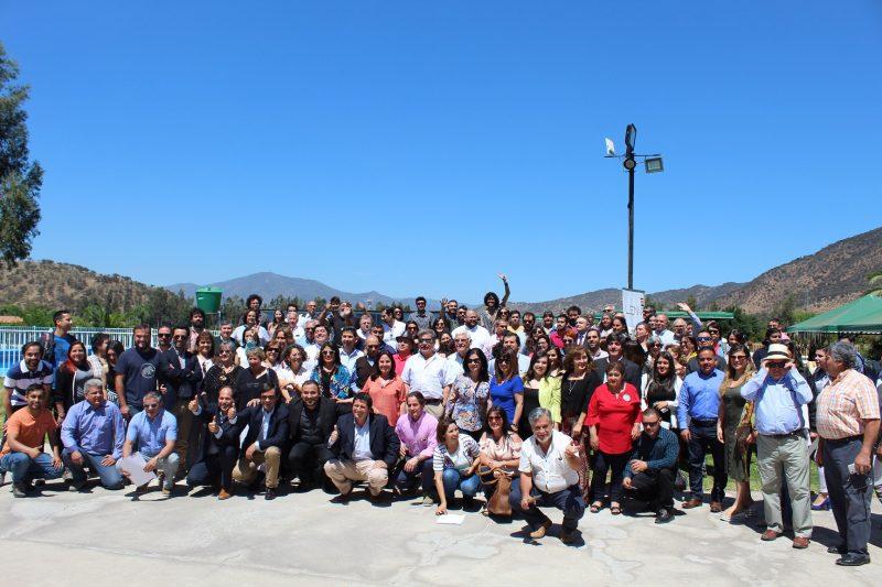 Pymes de O'Higgins se reúnen en Seminario para reactivar el turismo