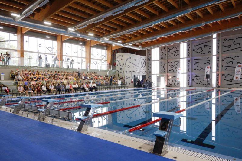 """Rancagua tendrá centro """"elige vivir sano""""  que incluye piscina temperada"""