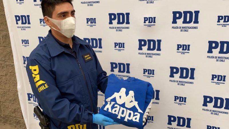 PDI de Rancagua detiene a sujeto que habría participado en incendio de automotora.