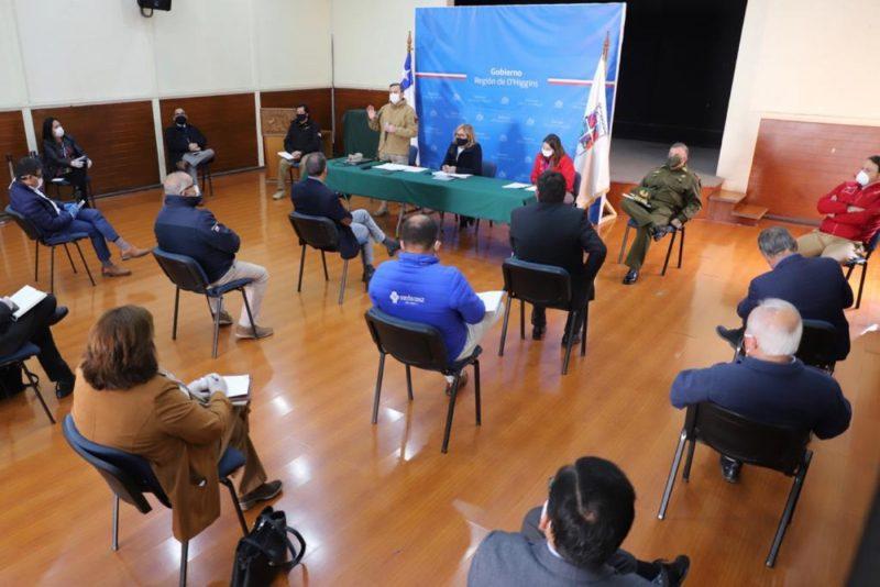 Covid-19: Gobierno, Ejército y Alcaldes coordinan acciones para enfrentar los próximos días de la pandemia