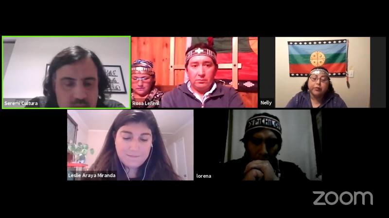 Con We Tripantu virtual y conversatorio se conmemoró el solsticio de invierno en la Región de O'Higgins