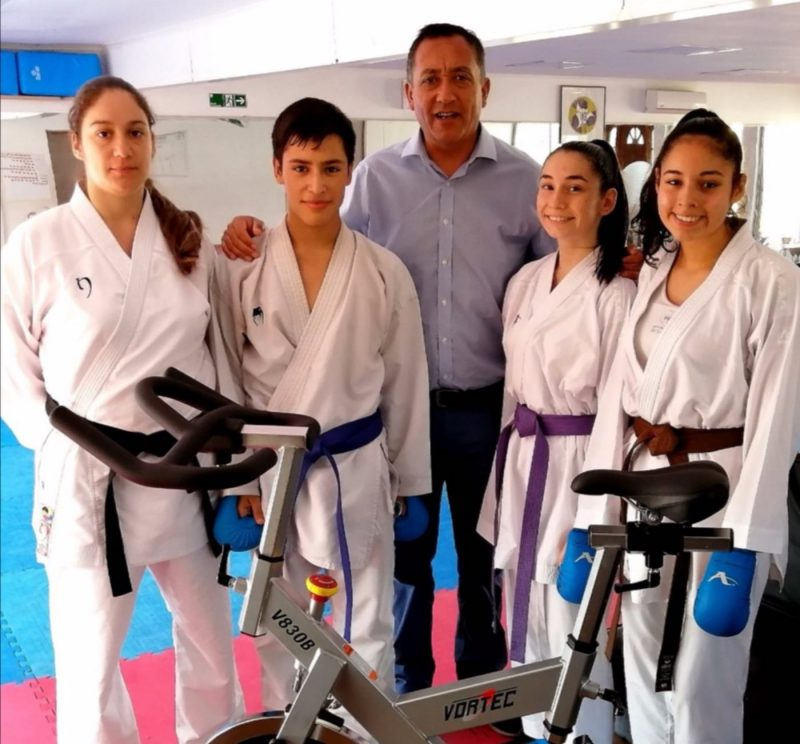"""Seremi del Deporte: """"Aun no tenemos permisos para practicar deporte ni abrir recintos"""""""