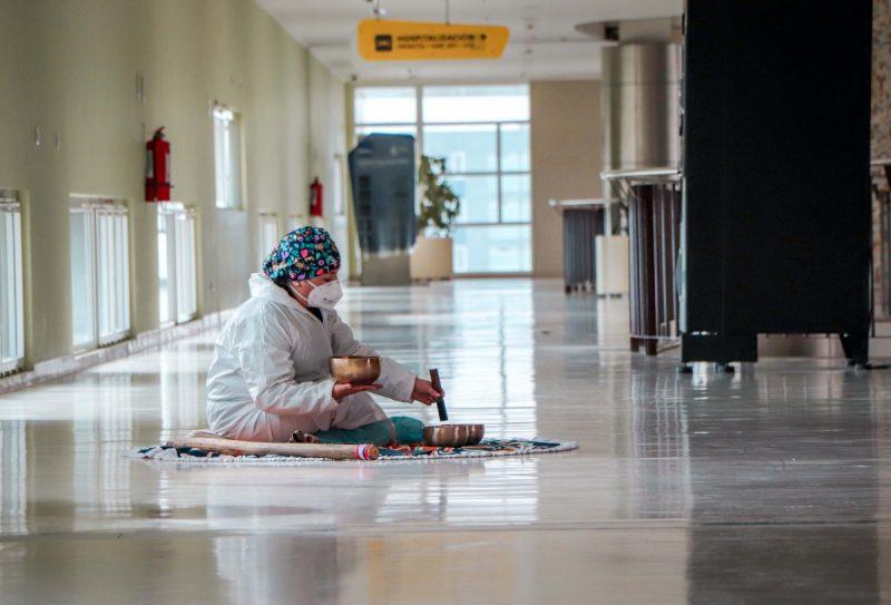 Terapias alternativas para funcionarios del Hospital Regional