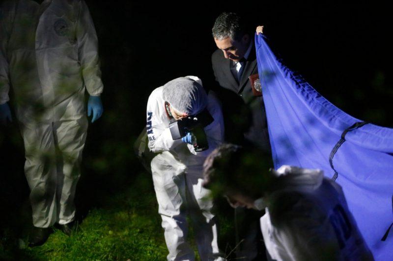 PDI descarta ataque a hombre que fue hallado con graves lesiones en sitio eriazo en Rancagua.